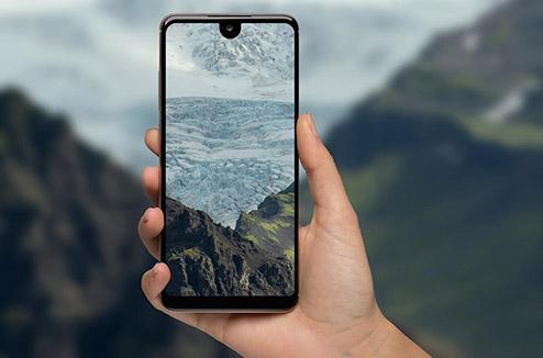 Smartphone Borderless Test Du Wiko View2 Darty Vous