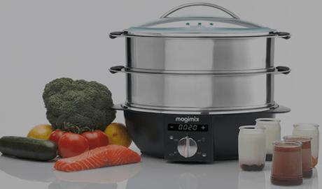 cuiseur vapeur cuisinart p1118e