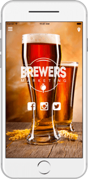 Brewers Marketing app
