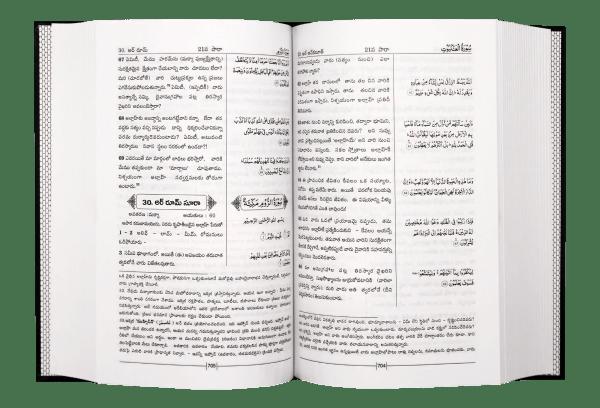 Telugu Quran