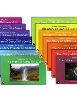 story books darussalam