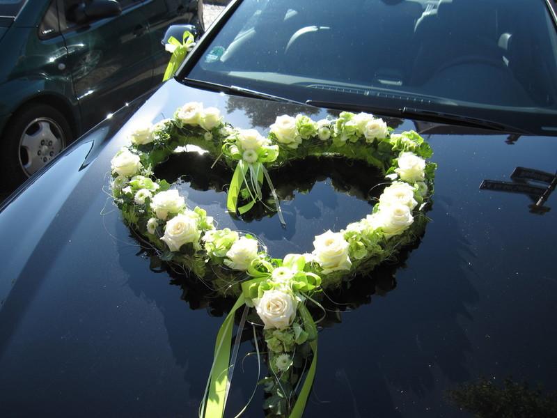Reviewmeta Com Organza M Herzen Auto Schmuck Braut Paar Rose