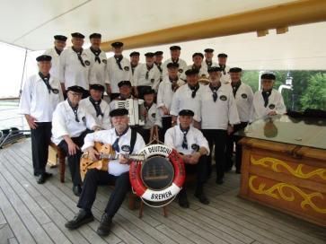 Schulschiff Deutschland Chor