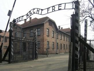 Auschwitz, Grauen ohne Worte;Foto: Dnalor 01, CC-BY-SA-3.0