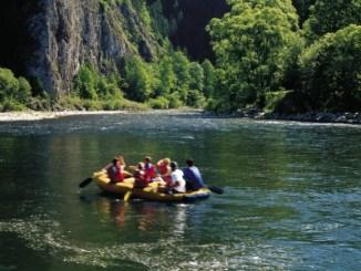 Rafting auf dem Dunajec, Naturerlebnisse an der Kräuterroute