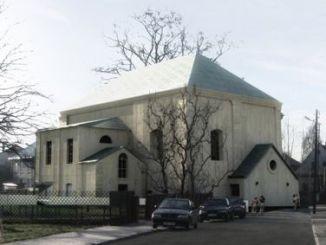 Synagoge in Chmielnik, Foto: swietokrzyskisztetl.pl