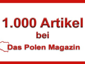 1000. Artikel auf Das Polen Magazin