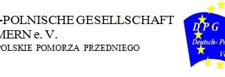 Deutsch-Polnischen Gesellschaft Vorpommern, Foto: Logo DPG-VP