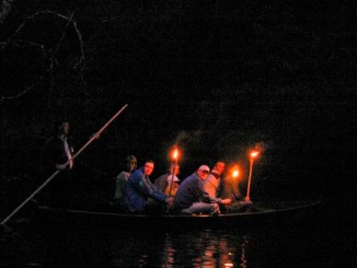 Stakbootfahrt auf der Krutynia/Kruttinna, Foto: AS-Tour