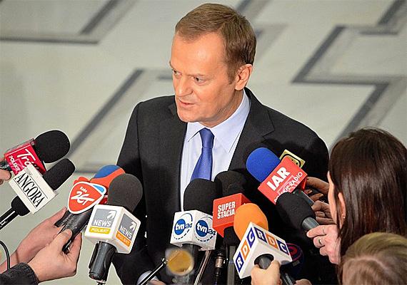 EU-Ratspräsident Donald Tusk wiedergewählt, Foto: Adrian Grycuk, CC-BY-SA-3.0-PL