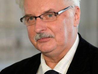 Polens neuer Außenminister Witold Waszczykowski, Foto: Adrian Grycuk, CC-BY-SA-3.0-PL