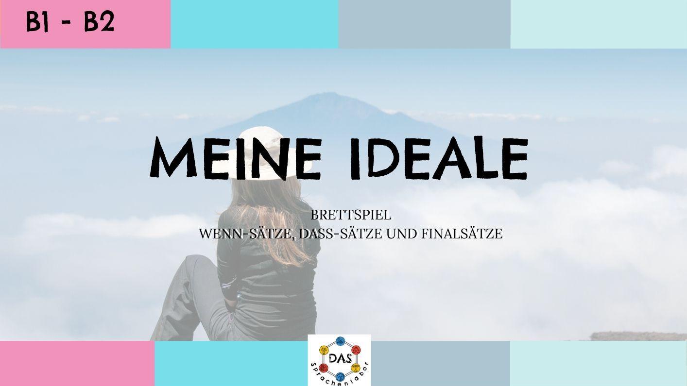 MEINE IDEALE