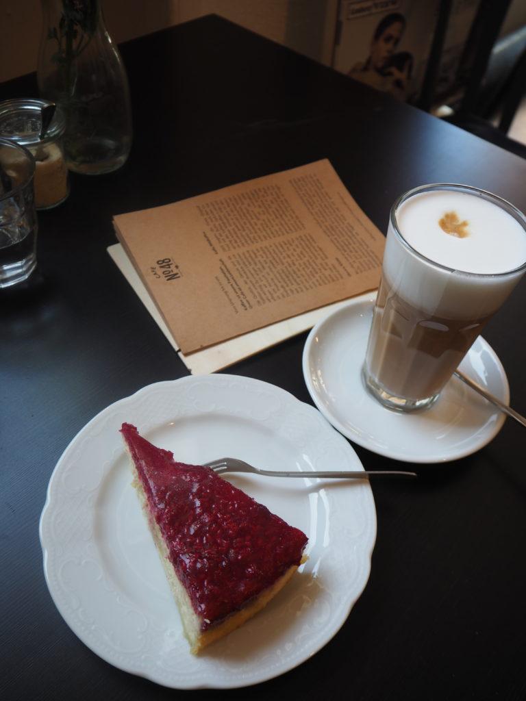 Café No. 48, Frankfurt, Das vierte Zimmer