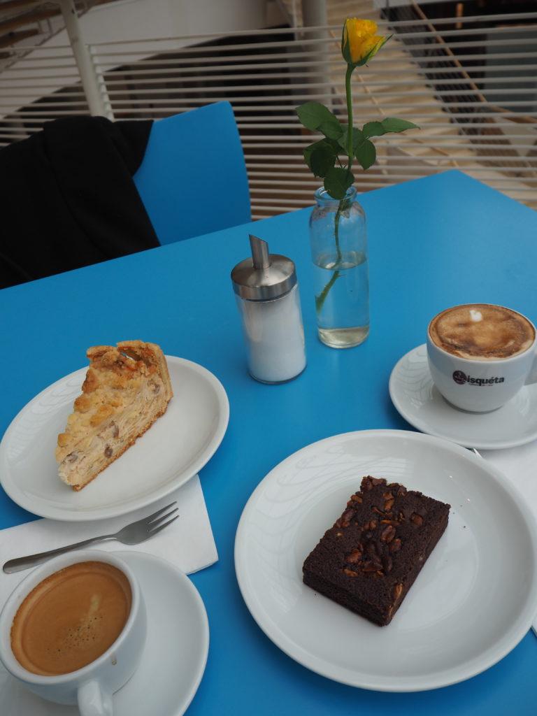 Café im Museum für Kommunikation, Frankfurt, Das vierte Zimmer