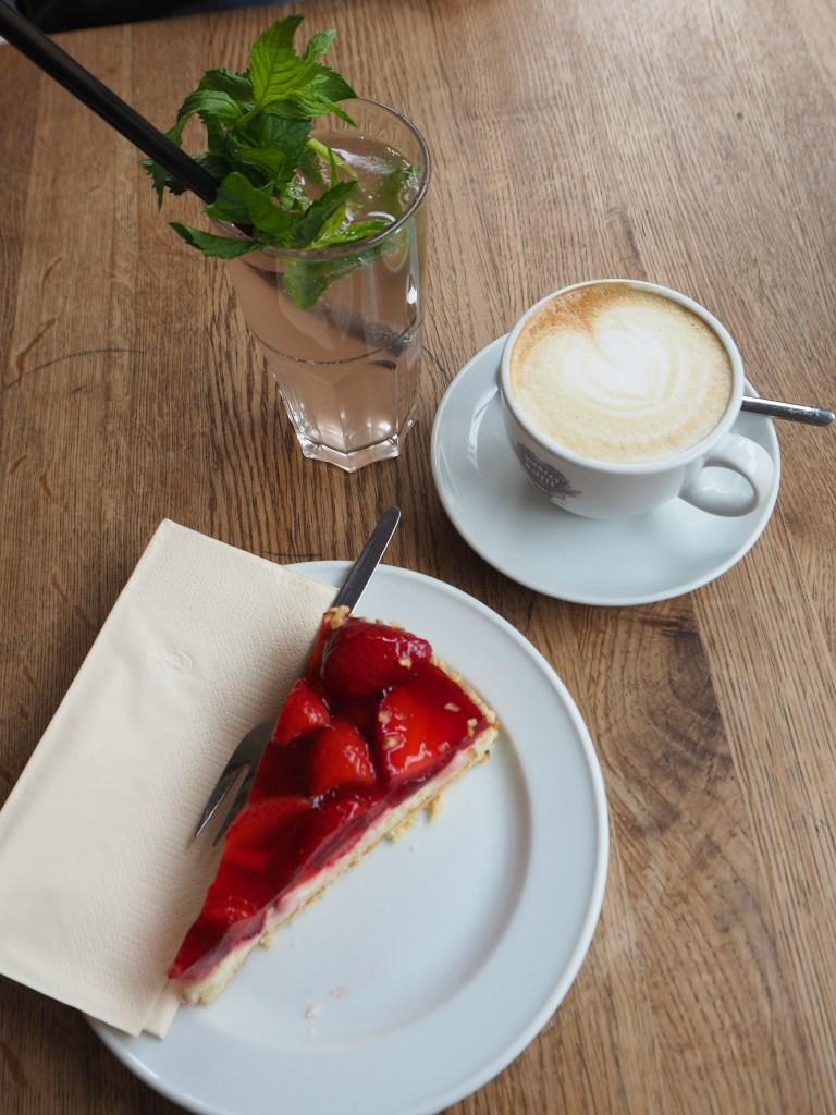 Glauburg Café, Frankfurt, Das vierte Zimmer