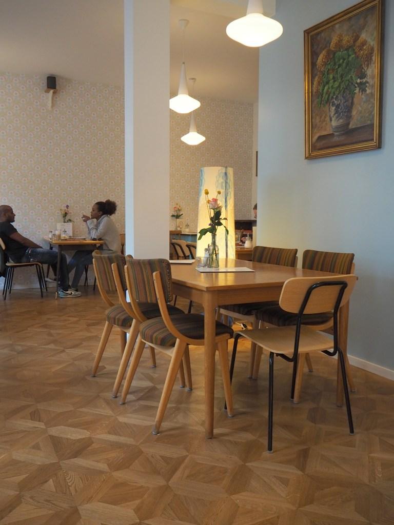 Café Glücklich, Frankfurt, Das vierte Zimmer