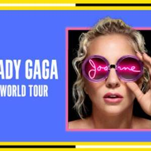 Lady Gaga Joanne World Tour