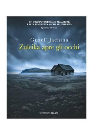 Guzel' YACHINA: la giovane russa romanzo esordio premiatissimo