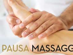 Pausa massaggio