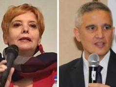Ilaria Bonuccelli e Fabrizio Brancoli