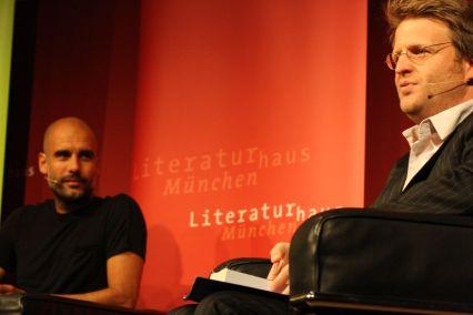 Das Interview läuft. Foto: Jan-Eike Hornauer