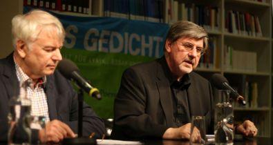 Wolfgang Richter und Alfons Schweiggert