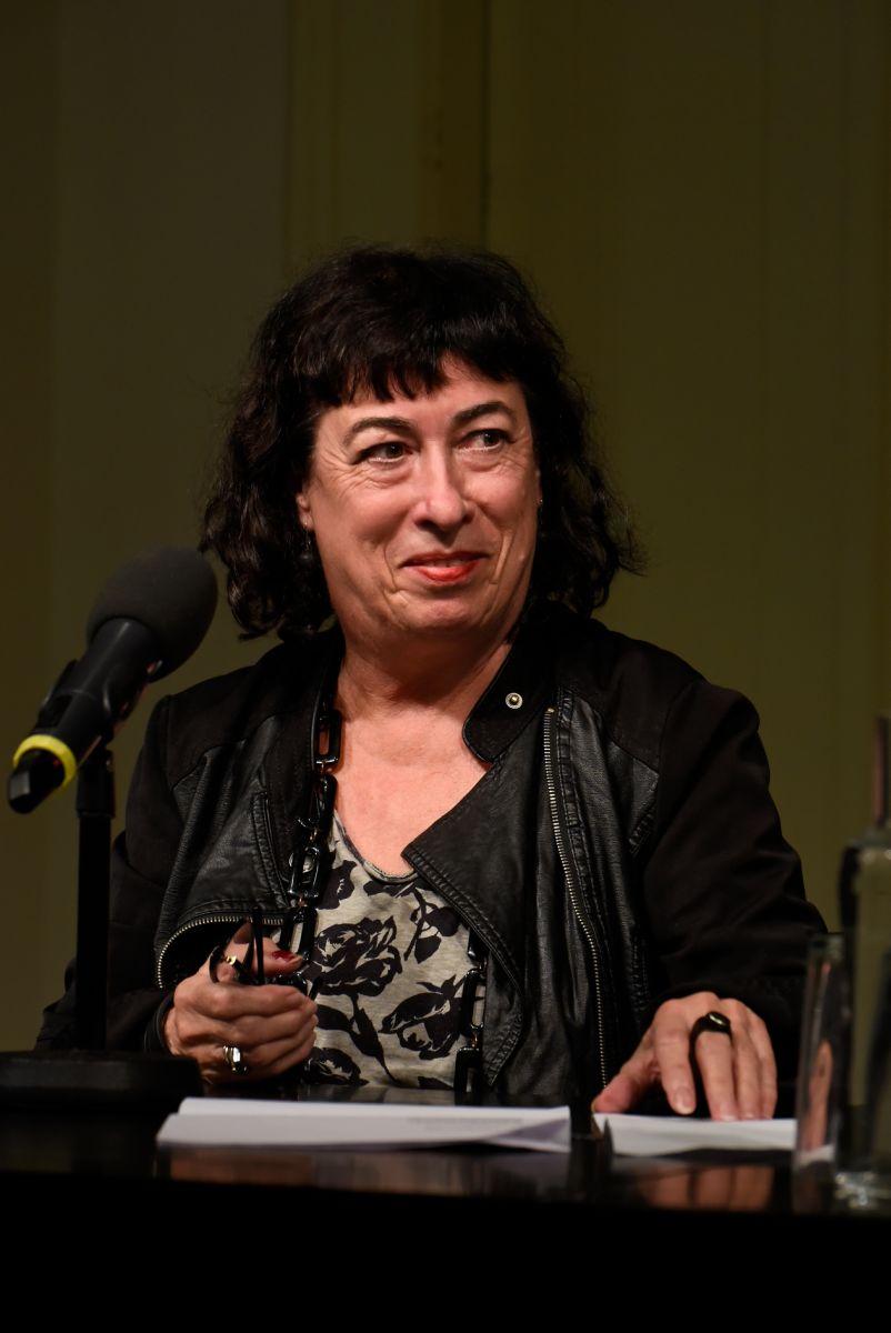 Anna Breitenbach. Foto: Volker Derlath