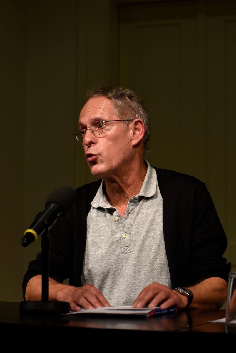 Jochen Stüsser-Simpson. Foto: Volker Derlath
