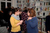 Kima Esso und Babette Werth. Foto: Volker Derlath