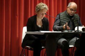 Kerstin Becker und M. Alaaedin Abdul Moula