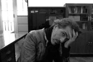 Der portugiesische Lyriker Luís Quintais. Foto: privat