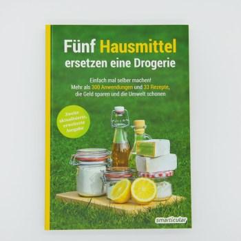 Buch 5 Hausmittel ersetzen eine Drogerie