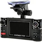 Gizga® 2.7'' CMOS WXGA HD Dual Lens Car Camera Vehicle DVR Dash Cam Video Recorder Night Vision SOS 180 Support...