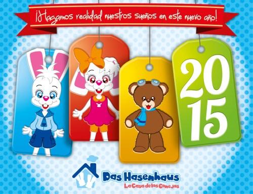 Tarjeta Año Nuevo 2015-01