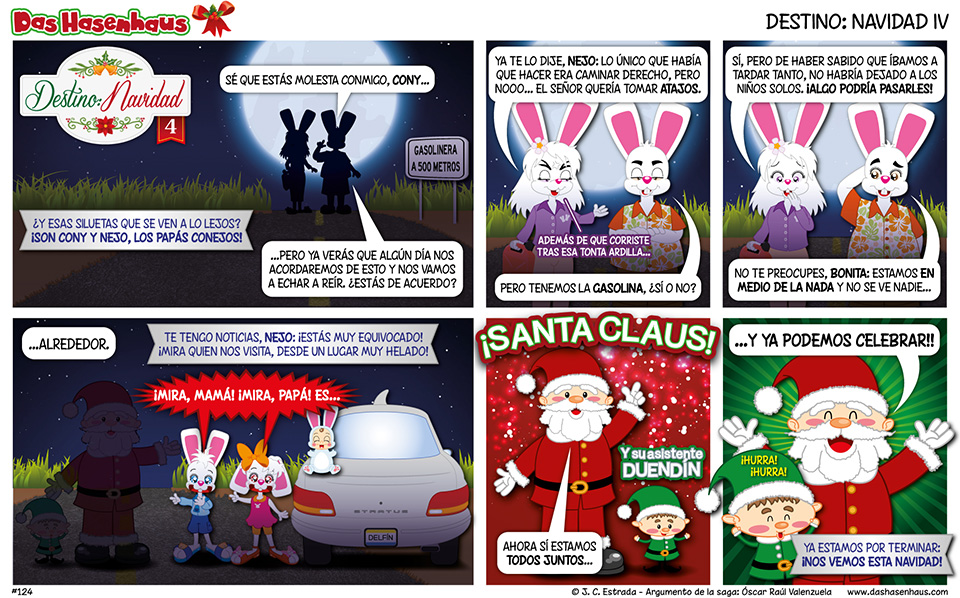 Destino: Navidad IV