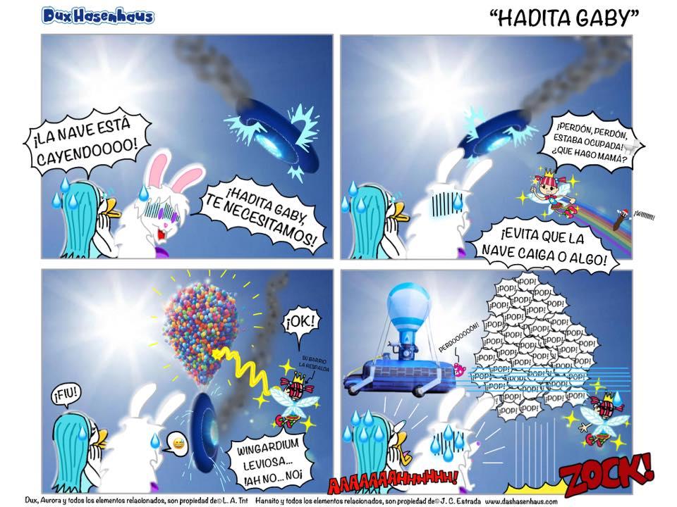 Dux Hasenhaus - Hadita Gaby