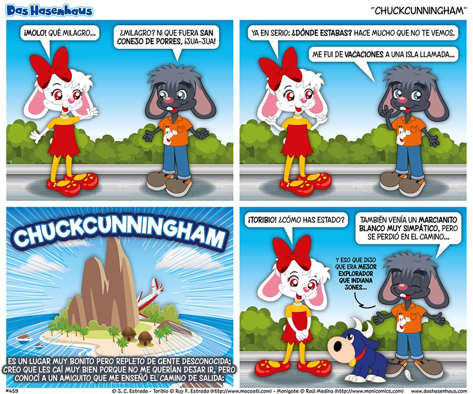 """""""Chuckcunningham"""""""