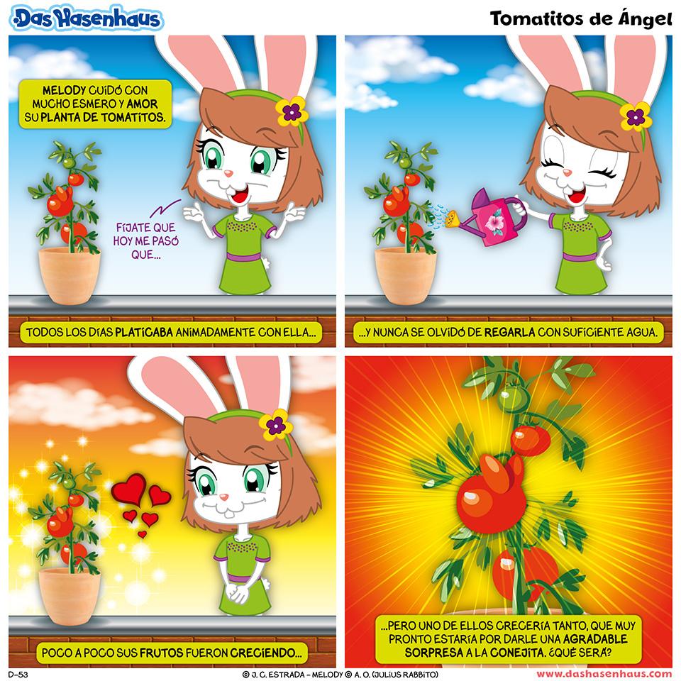 Tomatitos de Ángel