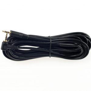 Analoge Dashcam AC6 coax kabel 6m