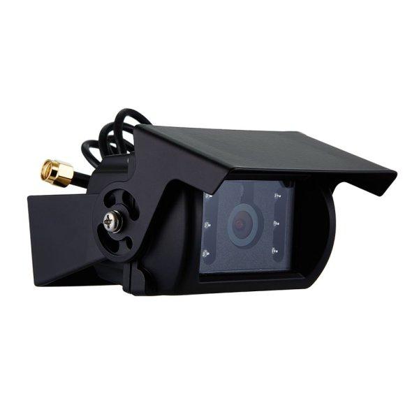 BlackVue DR750S-2CH Truck achter camera zijaanzicht