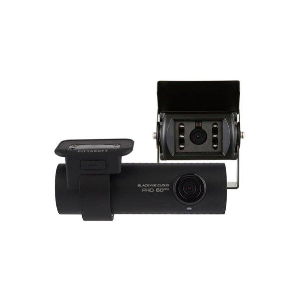 BlackVue DR750S-2CH-Truck-voor-en-achter camera