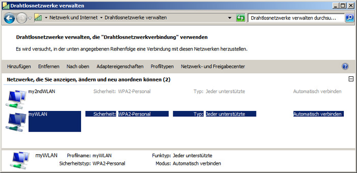 Windows 7 Wlan Konfigurieren Dasheimnetzwerk De