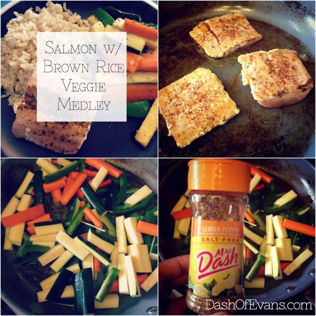 Meal Plan, Salmon, Veggies, Healthy Meals, Mrs, Dash