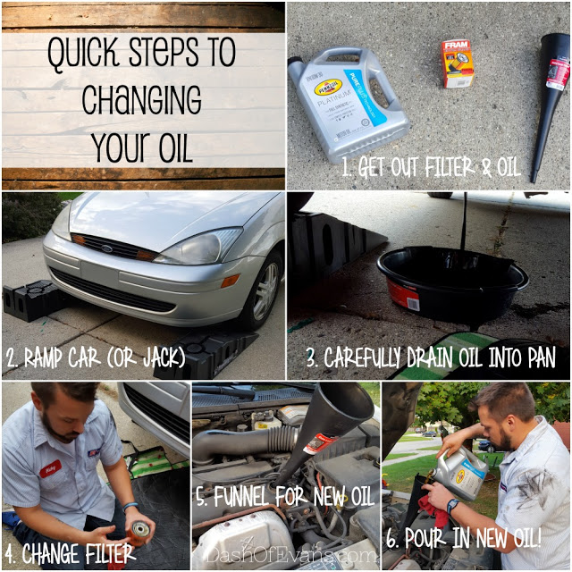 #DIYOilChange, #CollectiveBias, Pennzoil, How to, Changing Your Own Oil