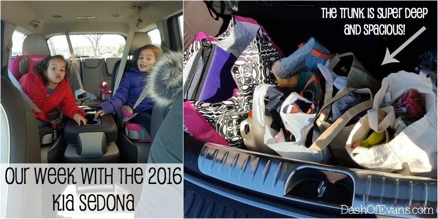 #DriveShop Review: 2016 Kia Sedona • @DashOfEvans
