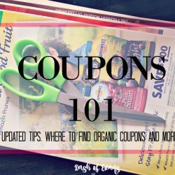 Coupons 101 Revamp: Why I Still Coupon