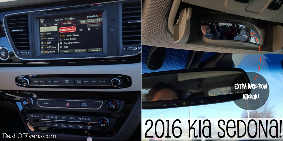 #DriveShop 2016 Kia Sedona Review • @DashOfEvans