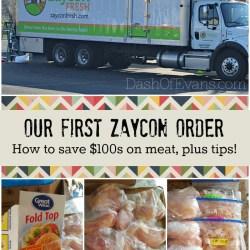 Zaycon Fresh: Our First Chicken Pickup!