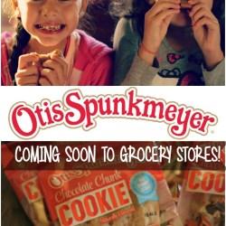 Otis Spunkmeyer Cookies Heading to Grocery Stores!