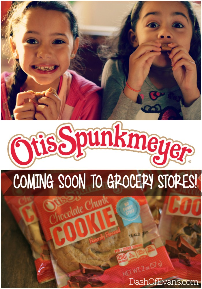 Otis Spunkmeyer is coming to grocery stores in January! #NoFunkyStuff #NationalCookieDay